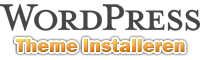 WordPress theme installeren