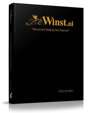 Boekrecensie: Winst.nl – Succesvol dankzij het internet