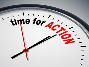 Tijd voor actie - 10 actiepunten om je blog te verbeteren