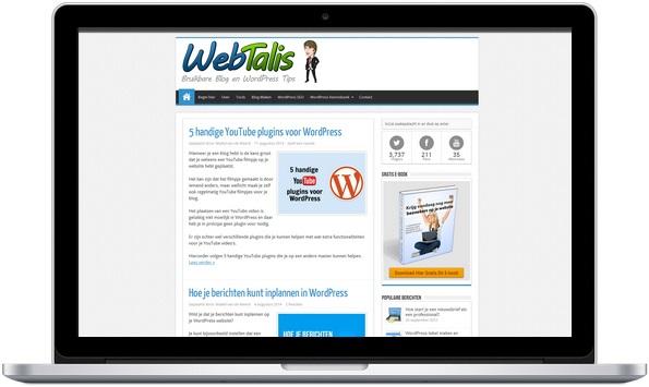 Device Mockup Webtalis