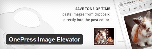 OnePress Image Elevator