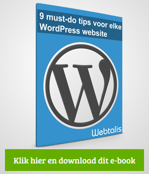 Webtalis WordPress e-book