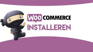 WooCommerce installeren