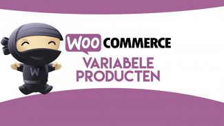 WooCommerce variabele producten