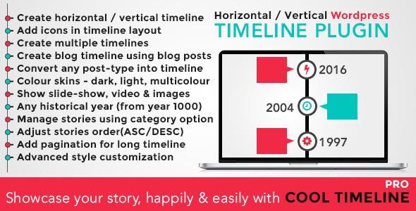 Cool Timeline