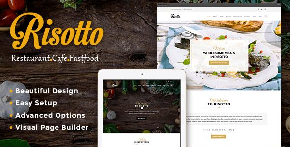 Risotto, een thema voor restaurants
