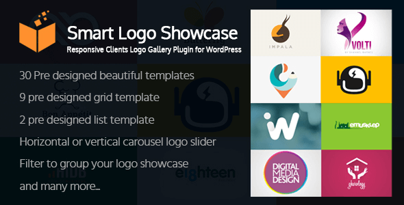 Smart Logo Showcase