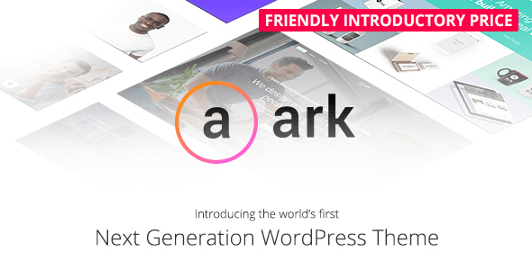 The Ark WordPress Thema
