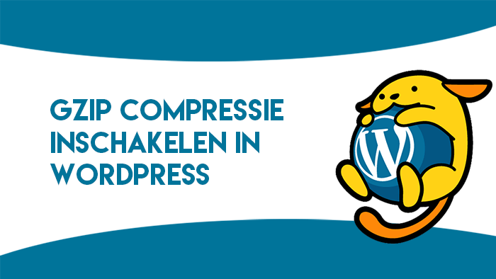 Gzip compressie inschakelen in WordPress