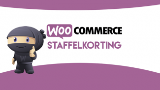 WooCommerce staffelkorting