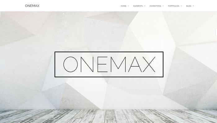OneMax Thema