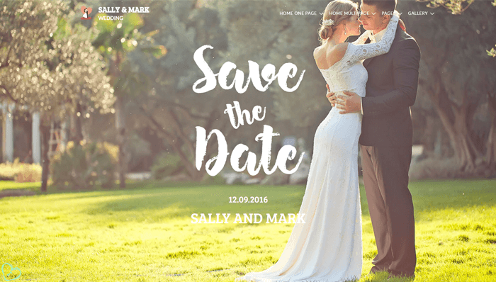 Wedding Thema