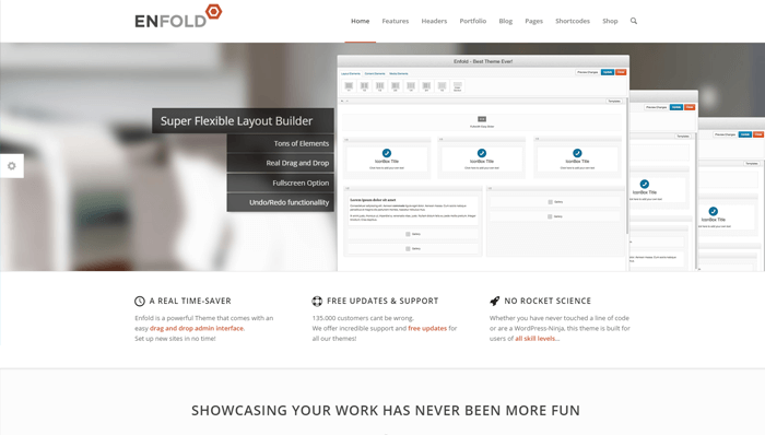 Enfold WordPress Thema