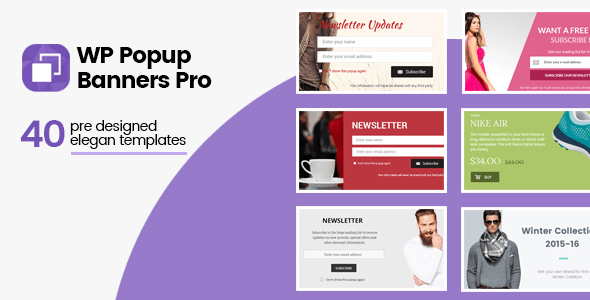 WP Popup Banners Pro
