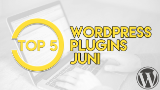 Top 5 WordPress Plugins Juni