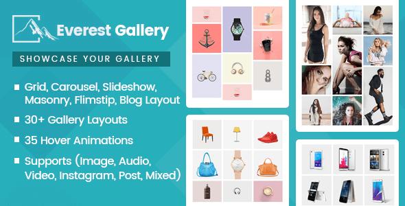 Everest Gallery Plugin