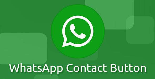 WhatsApp Contact Button