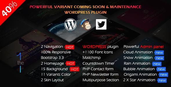 The1 WordPress Plugin