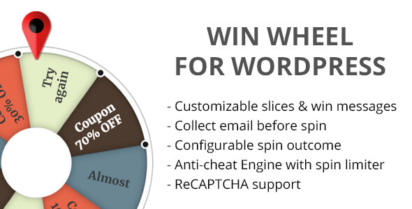 Win Wheel for WordPress