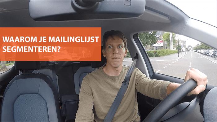 Waarom je mailinglijst segmenteren handig is
