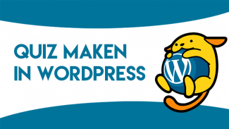 Quiz maken in WordPress