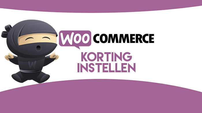Kortingen instellen voor producten in WooCommerce