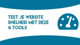 Website Snelheid Testen