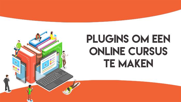 Plugins om een online cursus website te maken