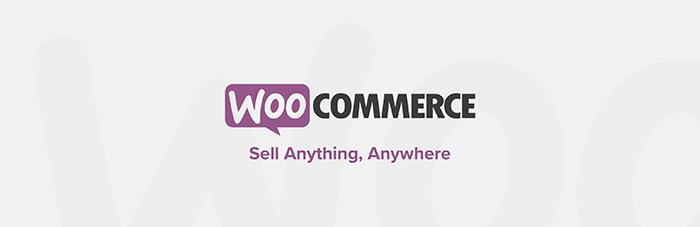 WooCommerce webshop plugin