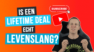 Is een lifetime deal echt levenslang?