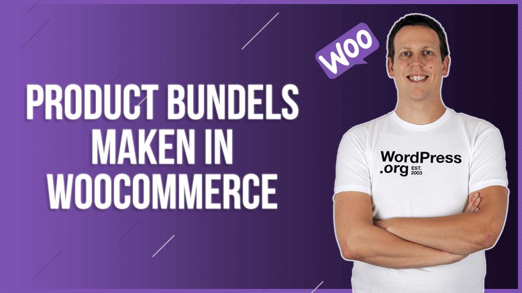 Product bundels maken in WooCommerce